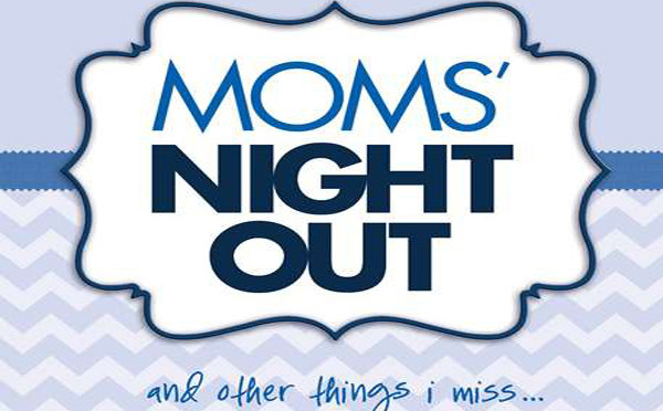 Mom's Night Out Devotional by Pomarolli