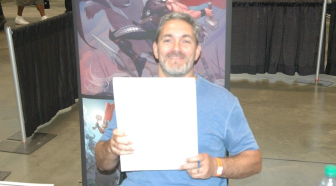 Interview: Ron Garney