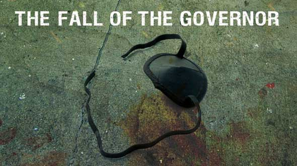 The Fall of the Governor by Kirkman and Bonansinga
